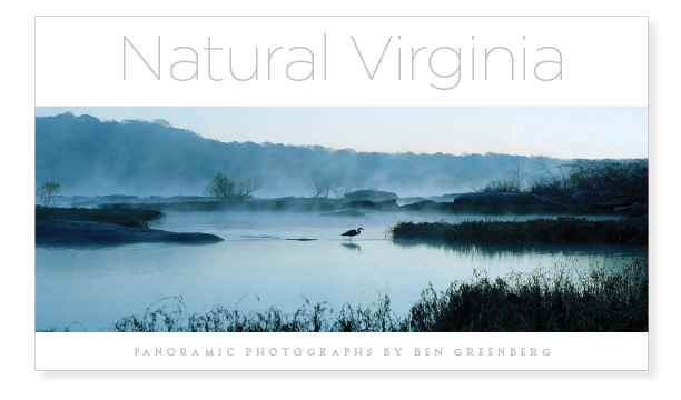 Natural Virginia Book Cover
